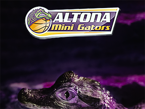 Altona Basketball Mini Gators