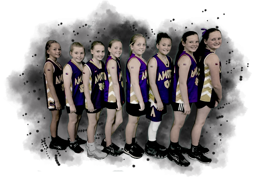 altona-gators-girls-standing-in-row