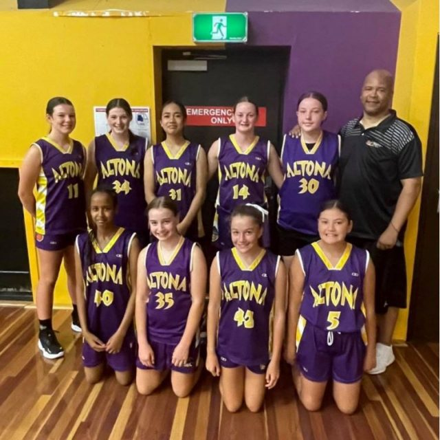 Altona Gators 14-1 Girls in Victorian Championships!