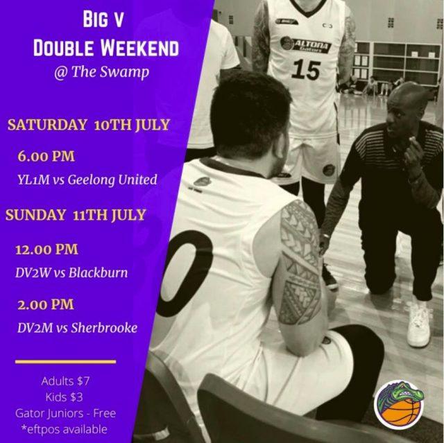 Gators BIG V Weekend of Home Games