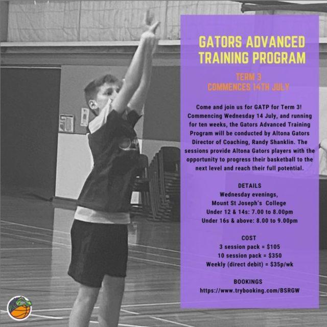 Gators Advanced Training Program