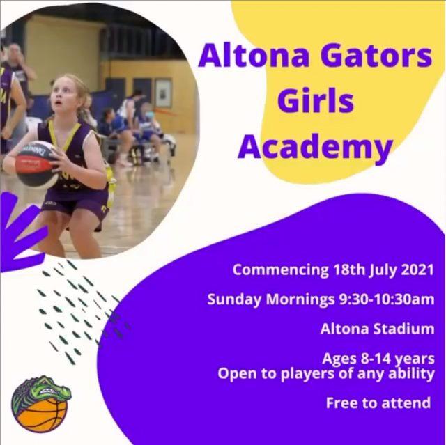 Altona Gators Girls Academy